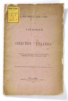 """Catalogue de la collection """"Finlandia&quot"""