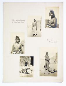 Rhân, femme Touareg de l'Adrar des Iforas