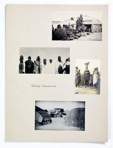 Village soudanais