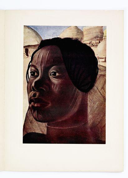 Dessins et peintures d'Afrique