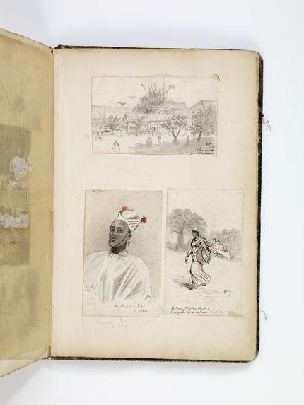 Côte occidentale d'Afrique / Le Gabon et le Komo