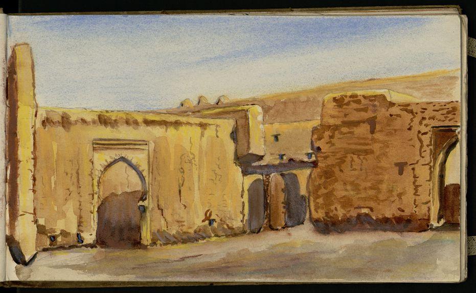 Berguent 1904 - Bou Saada 1905