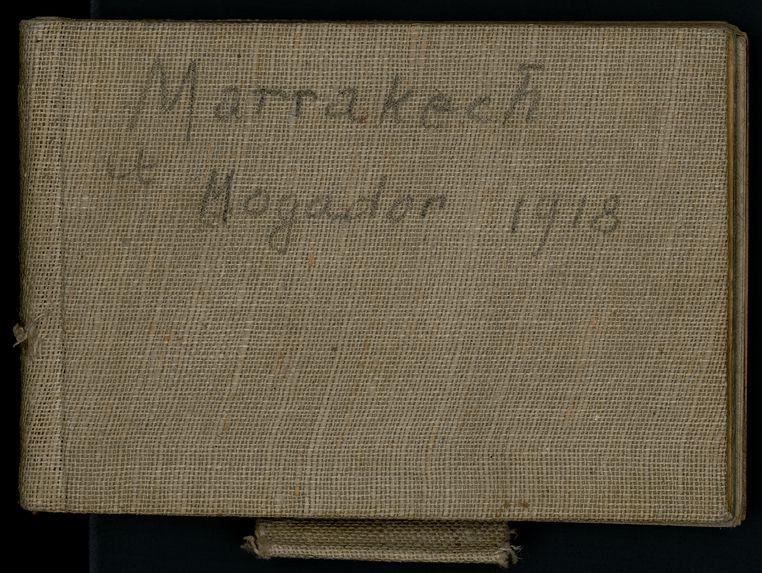 Marrakech et Mogador 1918