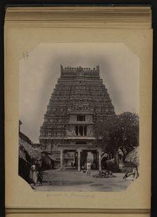 Gopuram de Trichinopoly