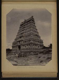 Gopuram de Chillambaram