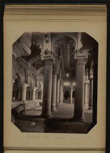Madura, Dans le palais
