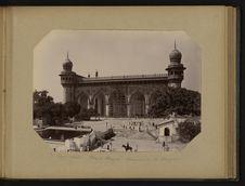 Hyderabad Mecca Musjid, mosquée de la Mecque