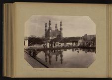 Hyderabad, Charminar Mineret