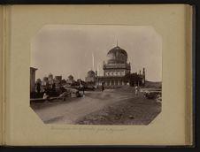 Tombeau de Golconde près d'Hyderabad