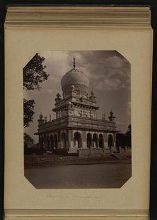 Mosquée de Secunderabad