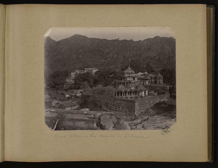 Mont Abou, les temples de Dilwara