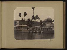 Oudeypoor, Navas Munder, palais de Shah Jehan fils de Jehanghir