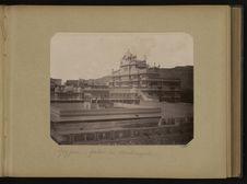 Jeypore, palais du Maharajah