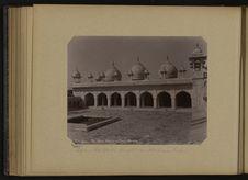 Agra - La Motee Musjid ou Mosquée Perle