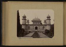 Agra - Mausolée de marbre du prince Etmad Dowlat