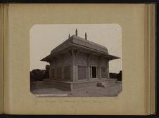 Agra - Coupole de Mausolée d'Etmad Dowlat