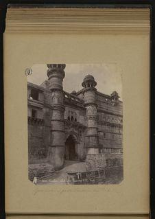 Gawlior - porte d'entrée du Fort