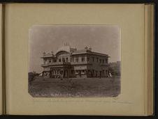 Gawlior, le Dak Bungalow où le Maharajah reçoit ses visiteurs
