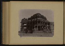 Gawlior, le grand temple de Sas Bahu dans le fort