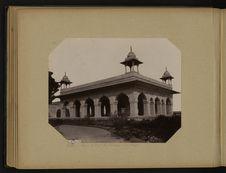 Delhi, dans le Fort le Diwan-i-Khass