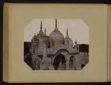 Delhi-La Motée Musjid, mosquée de la perle