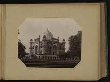 Delhi - Mausolée de Sufdur Jung