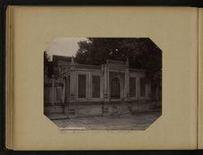 Delhi - Mausolée de marbre de Mirza Jehanghir