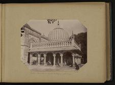 Delhi - Mausolée de marbre de Nizam-ood-deen