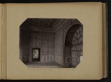 Delhi, intérieur du Sumon Burj ou Bains de la Reine
