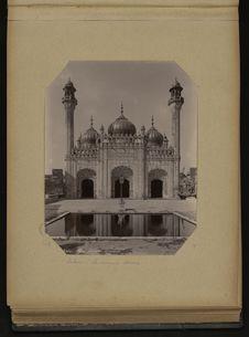 Lahore, la mosquée Sonora