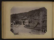 Route du Srinagar, ancien pont de Kohala