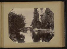 Le pont bâti par l'empereur Akbar en Kralyar, appelé Naidwidyar