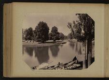 """Le camp des """"tchinar"""" sur le Dal Canal"""