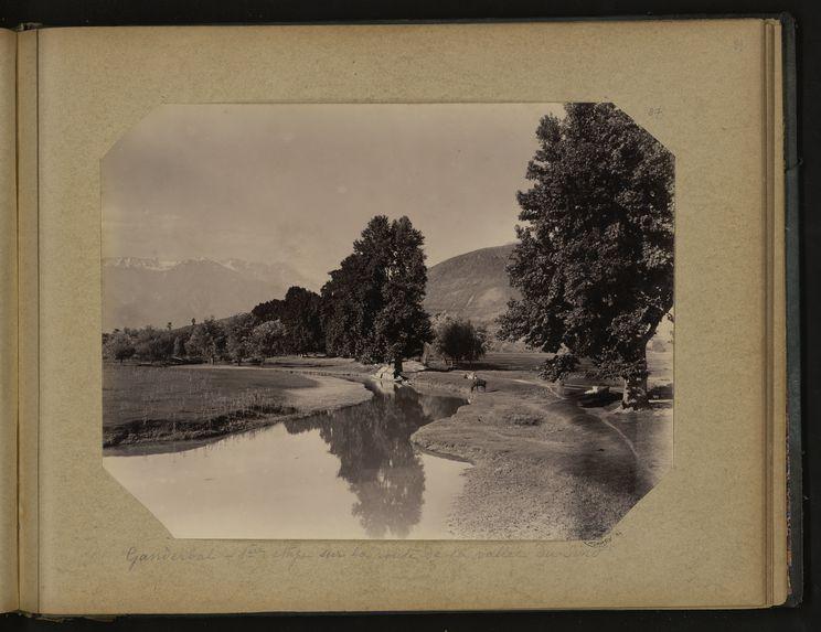 Ganderbal, 1ère étape sur la route de la vallée du Sind