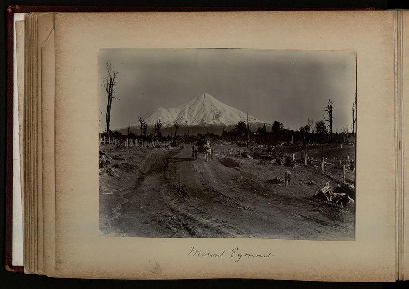 Album Nouvelle Zélande