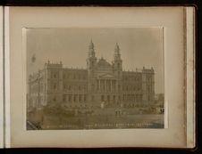 Palace of justice, Irish hospital Pretoria