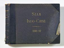 Siam Indochine 1896-1897