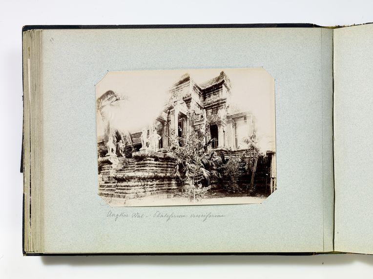 Angkor Wat - Plateforme cruciforme
