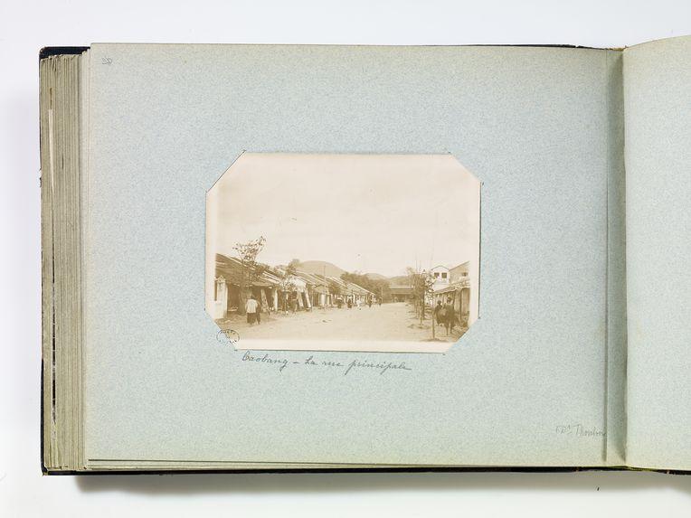Caobang - La rue principale
