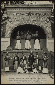 Théâtre de derviches