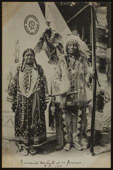 Ecureuil Tacheté et sa femme