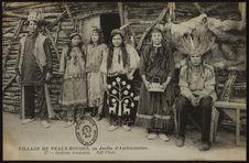 Indiens Iroquois
