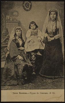 Types de Caucase