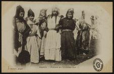 Algérie- Femmes de l'extrême-sud