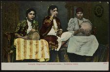 Chanteuses arabes