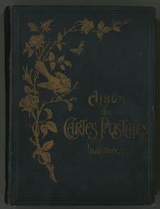 Album de Cartes Postales illustrées
