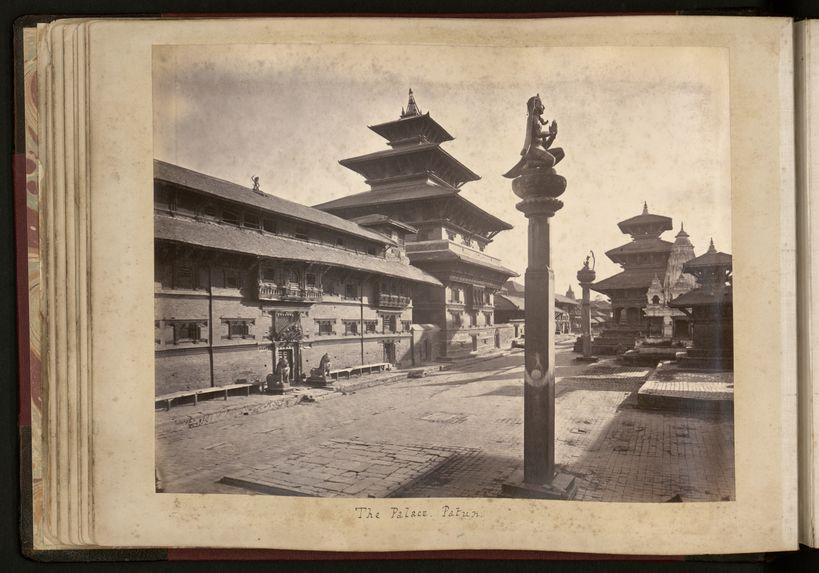 Album de photographies sur le Népal