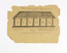 Palais des exécutions de filles vierges à Agony (Dahomey)