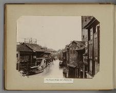 The Honam Bridge and a Native Inn - Canton