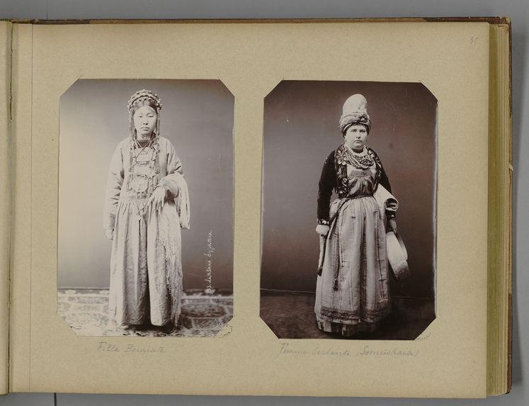 Femme sectante (Semeïskaia)